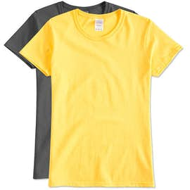 Canada - Gildan Women's 100% Cotton T-shirt