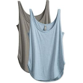 Next Level Women's Festival Side Slit Tank