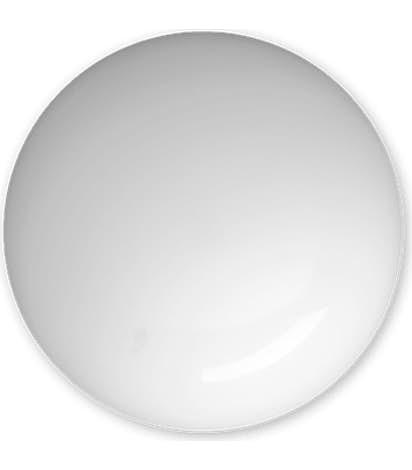 Non-SPF Raised Lip Balm Ball - White