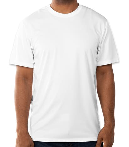 Hanes Cool Dri Performance Shirt - White