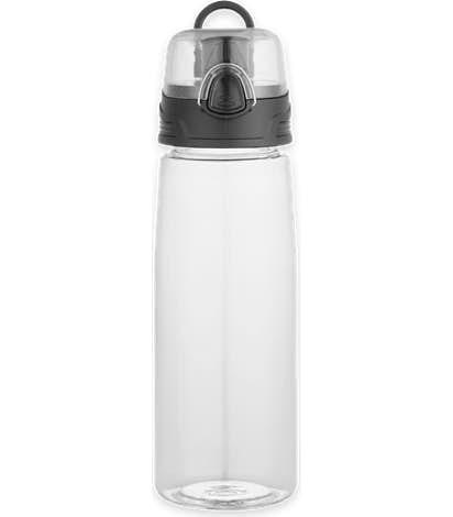 25 oz. Flip Top Tritan™ Sports Bottle - Clear