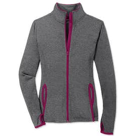 Sport-Tek Women's Sport-Wick Stretch Full Zip Jacket