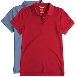 Cutter & Buck Women's Advantage Charged Cotton Polo