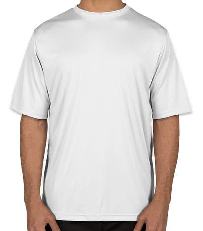 Team 365 Zone Performance Shirt - White