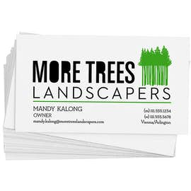 Full Color Business Card Magnet - .036""