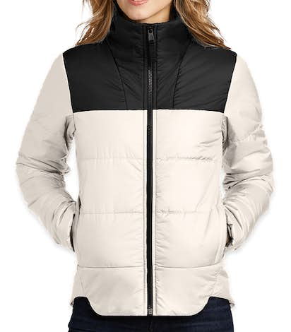 The North Face Women's Everyday Insulated Jacket - Vintage White
