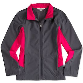 Port Authority Women's Colorblock Soft Shell Jacket