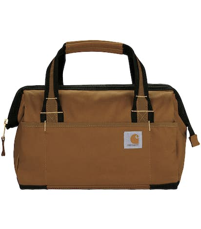 "Carhartt 14"" Tool Bag - Brown"