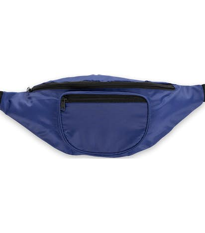 Hipster Deluxe Fanny Pack - Royal Blue
