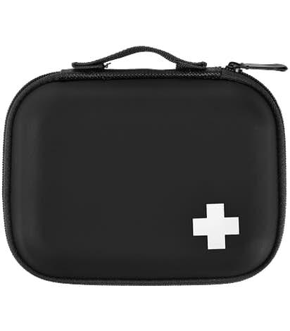 Responder 30-Piece First Aid Kit - Black