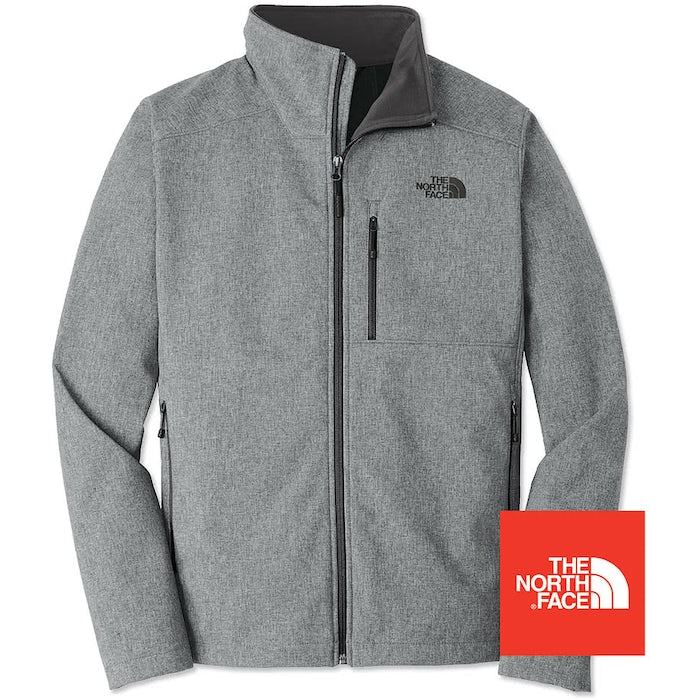 22e0d15ad34 Design Custom Embroidered The North Face Apex Barrier Soft Shell ...