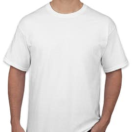 Port & Company Core Cotton T-shirt - Color: White