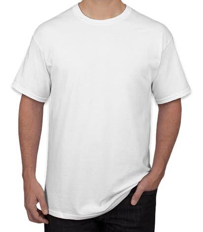 Port & Company Core Cotton T-shirt - White