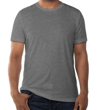 Bella + Canvas Tri-Blend T-shirt - Grey Tri-Blend