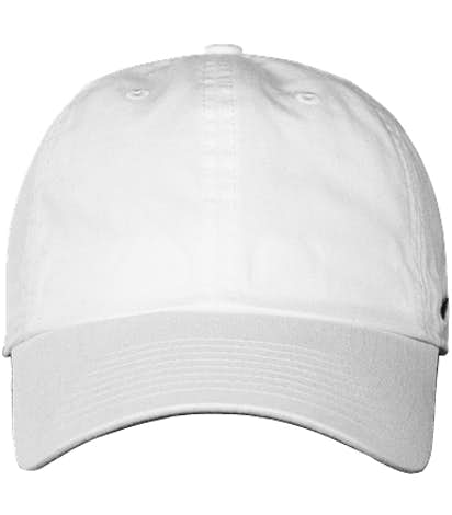 Nike Heritage Baseball Hat - White