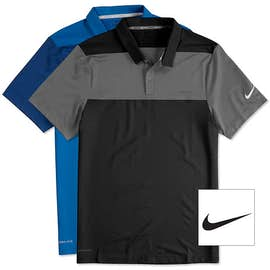 Limited Edition Nike Colorblock Performance Polo
