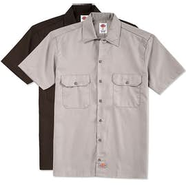 Dickies Twill Industrial Work Shirt