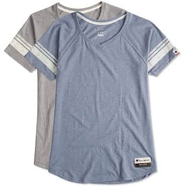 Champion Authentic Women's Tri-Blend Varsity T-shirt