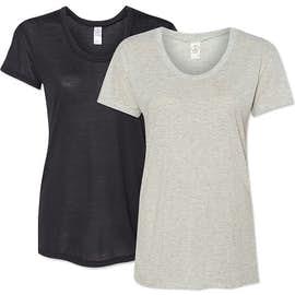 Alternative Apparel Women's Slinky Jersey T-shirt