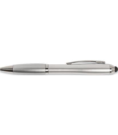 Nash Stylus Pen (black ink) - Silver