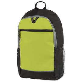 Promotional Side Pocket Backpack