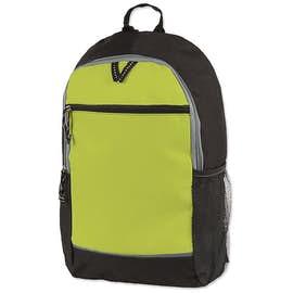 Promotional Side Pocket Backpack
