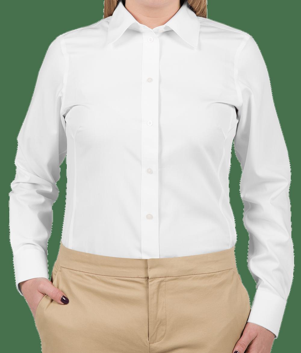 Custom Devon Jones Women S Solid Dress Shirt Design Women S