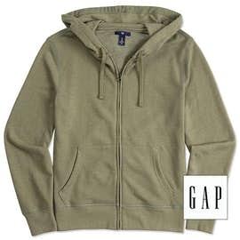 GAP Premium Zip Hoodie