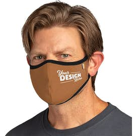 Customized Carhartt Cotton Stretch Face Mask (3 pack)