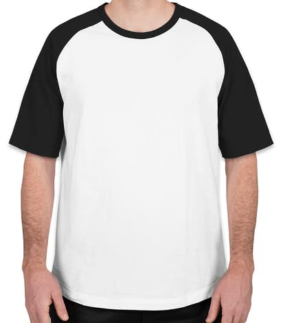 42d2626a Custom Sport-Tek Short Sleeve Baseball Raglan - Design Baseball ...