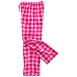Boxercraft Juniors Flannel Pajama Pants