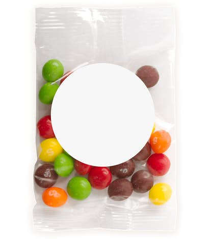 Skittles Promo Pack Candy Bag - Skittles