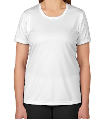 Sport-Tek Women's Competitor Performance Shirt - White