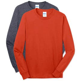 Port & Company Core Cotton Long Sleeve T-shirt