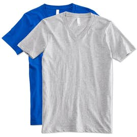 Canada - Bella + Canvas Jersey V-Neck T-shirt