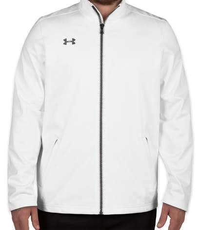 Under Armour Ultimate Team Jacket - White