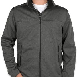 The North Face Ridgeline Soft Shell Jacket - Color: Dark Grey Heather
