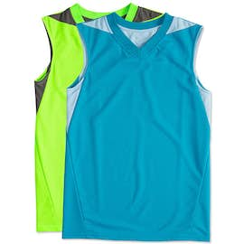 Teamwork Turnaround Reversible Basketball Jersey