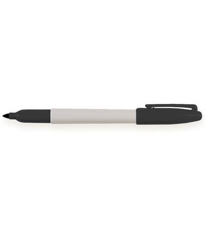 Sharpie Fine Point Permanent Marker - Black