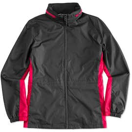 Port Authority Women's Core Colorblock Full Zip Jacket