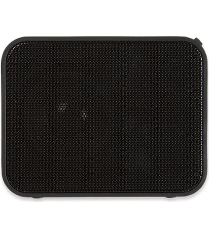 Block Waterproof Bluetooth Speaker - Black