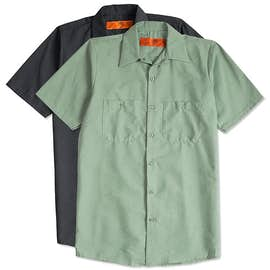 Canada - Red Kap® Industrial Work Shirt