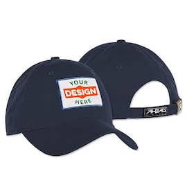 Rectangle Printed Patch Hat - Baseball