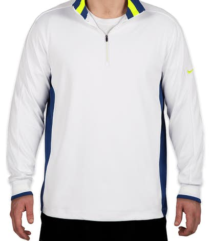 e757184c6e Design Nike Golf Dri-FIT Half-Zip Performance Pullover Online at ...