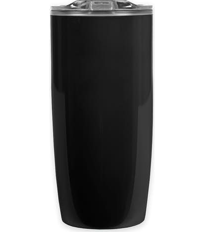 19 oz. Color Acrylic Tumbler - Black