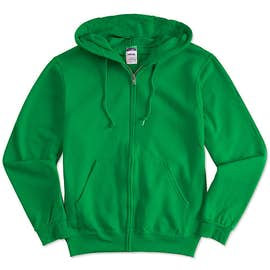 Jerzees Nublend® 50/50 Zip Hoodie