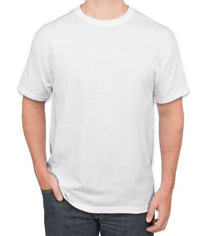 Hanes EcoSmart® 50/50 T-shirt - White
