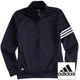Adidas Women's ClimaLite Full Zip Performance Sweatshirt