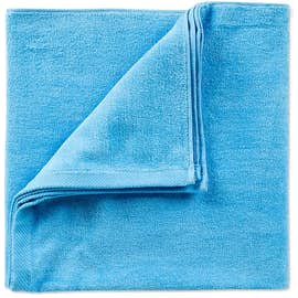 Lightweight Embroidered Beach Towel