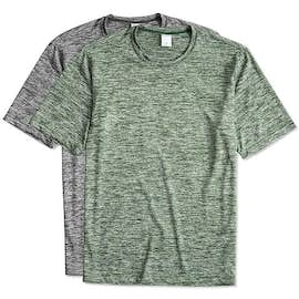 Sport-Tek Electric Heather Performance Shirt